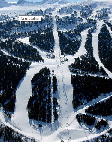 COUPE D'EUROPE DE SKI ALPIN HOMMES Grandvalira est fin prêt pour accueillir l'élite du ski. Le domaine accueillera la Coupe d'Europe de ski alpin hommes les 2 et 3 mars 2013, laquelle offrira un spectacle magnifique avec les épreuves de slalom géant. Le départ du géant aura lieu à 2 240 m au Pla d'Espiolets et le parcours fera 1 187 m de long. Rappelons que l'une des particularités de la piste Avet est une pente prononcée avec 60 % de dénivelé à certains endroits. D'après les commentaires des plus grandes skieuses mondiales qui sont venues à Grandvalira la saison dernière, elle est l'une des pistes les plus exigeantes à avoir accueilli la Coupe du Monde.