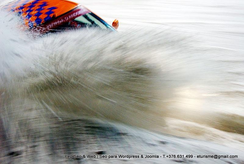 G SERIES Grandvalira, Campionat de velocitat sobre gel, Andorra 2009