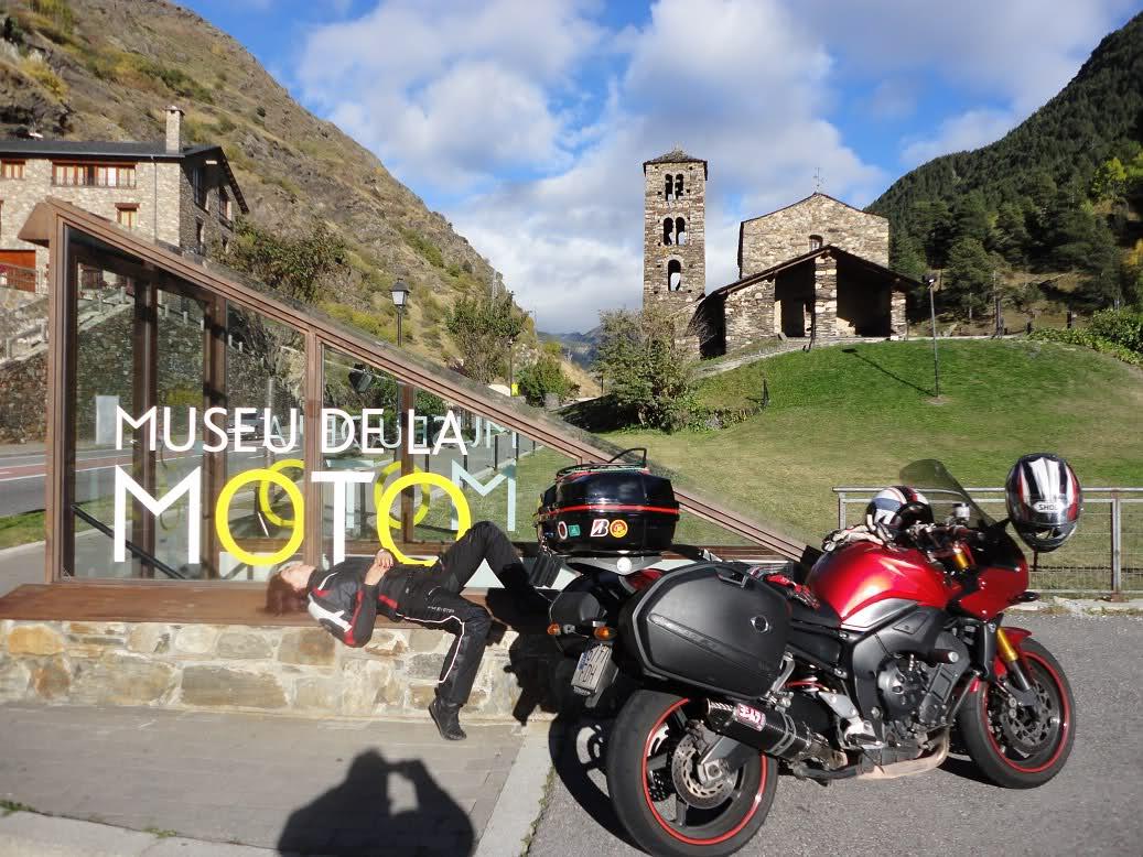 MUSÉE DE LA MOTO Canillo ( Canillo ) Le Musée réunit les machines les plus singulières et les plus représentatives de tous les temps, du début du XXe siècle à nos jours.