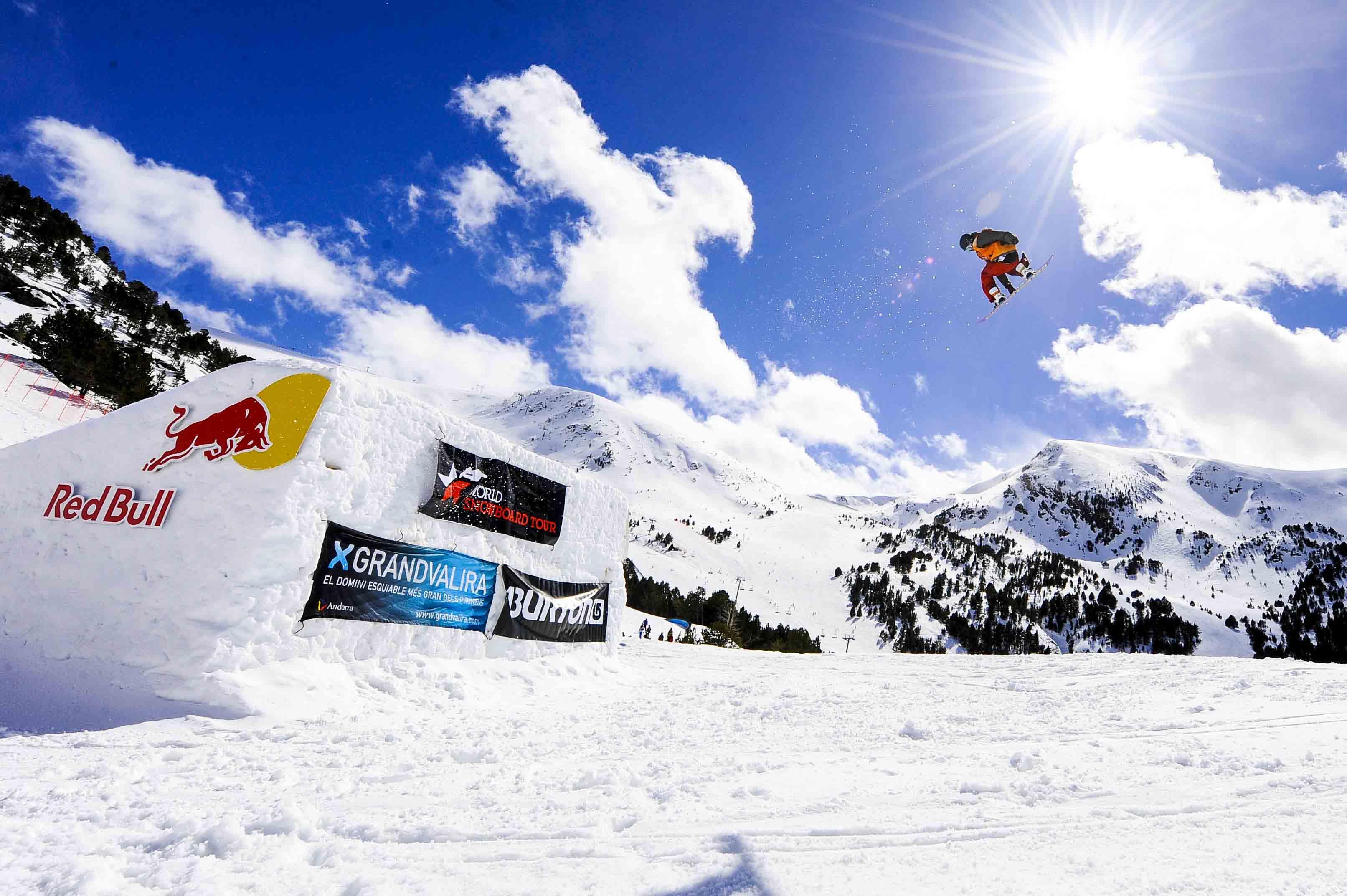 SNOWPARK EL TARTER Cette saison, Grandvalira accueillera la 14ème édiction de la Total Fight Masters of Freestyle, l'évènement freestyle de référence des Pyrénées