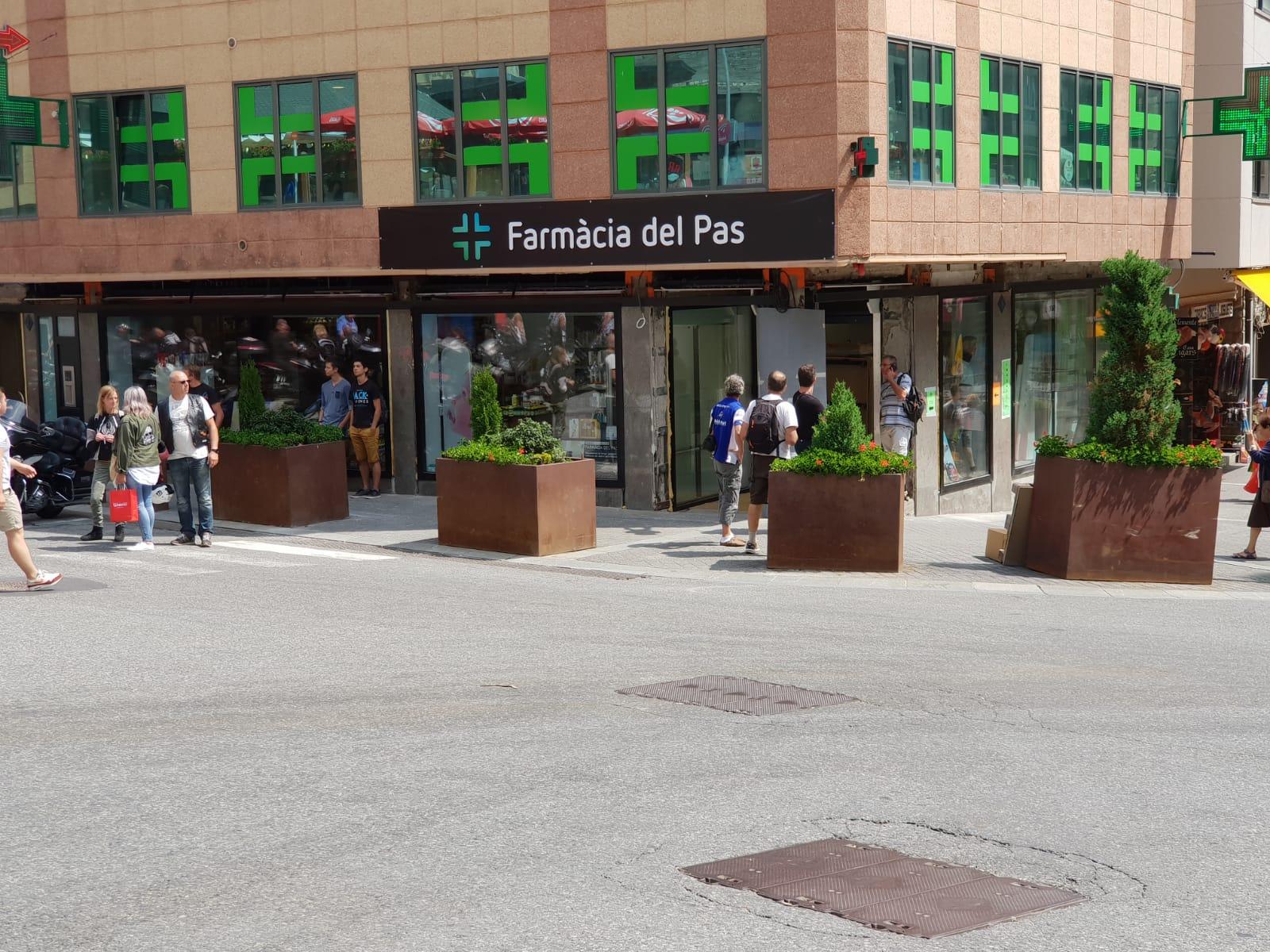 Au Pas classe bouge La pharmacie del Pas ouvre une parapharmacie !