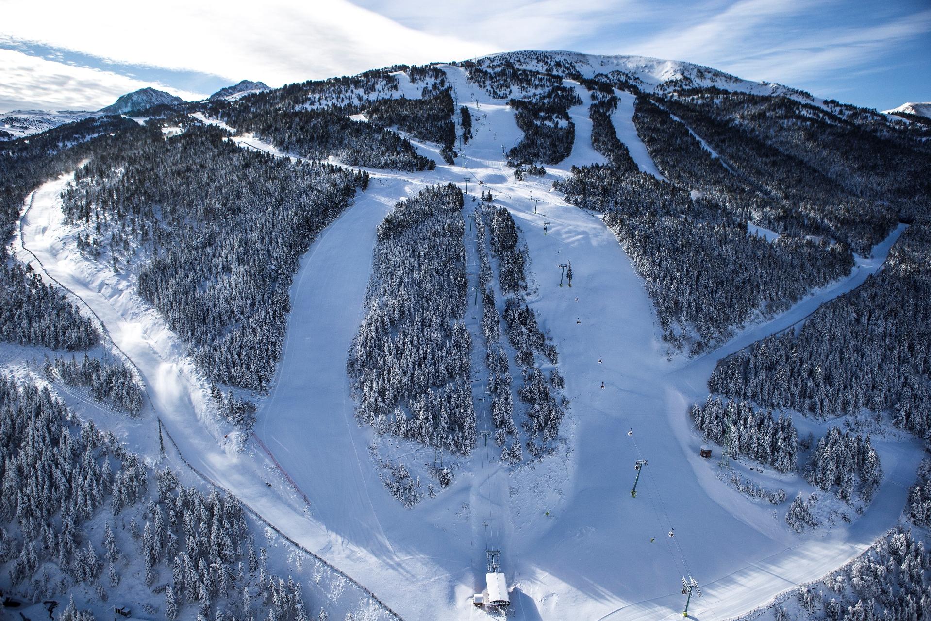 Del 11 al 17 de marzo de 2019, se celebrarán por primera vez en Andorra las finales de la Copa del Mundo FIS de esquí alpino. Un hito histórico que tendrá lugar en Grandvalira, en los sectores de Soldeu y El Tarter y del cual poco a poco vamos desgranando nuevos detalles. El último es muy alentador para los organizadores y es que se estima que más dequinientos millones de espectadores podrían seguir las competiciones a través de las ocho cadenas de televisión que emitirán las pruebas on site.